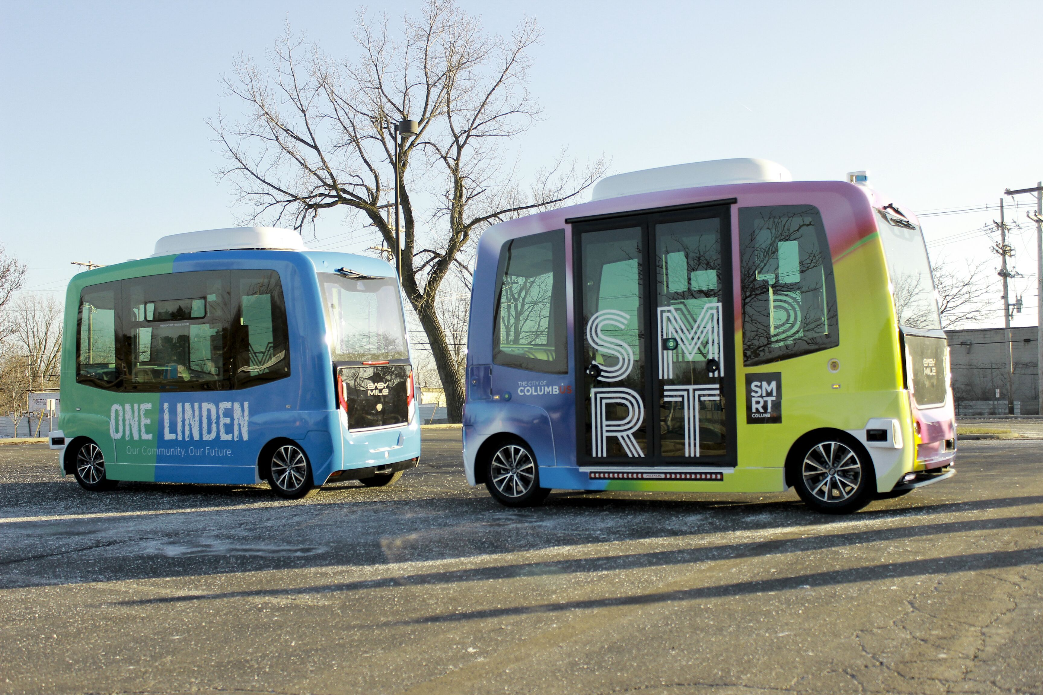Autonomous And Electric Vehicles American Public Transportation Association