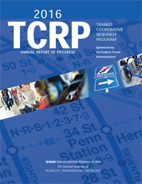 TCRP Publications by Category - American Public