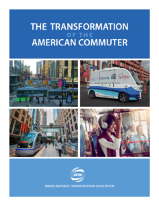 Transformation of the American Commuter (Report Cover)